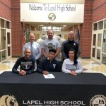 Jaylin Page going to Trine University