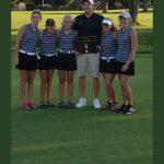 Lapel Girls Golf Wins County – 3 Straight!