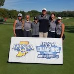 Lapel Girls Golf Team finishes 13th at State