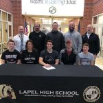 Cole Alexander Signs with Franklin Pierce University, Rindge, New Hampshire
