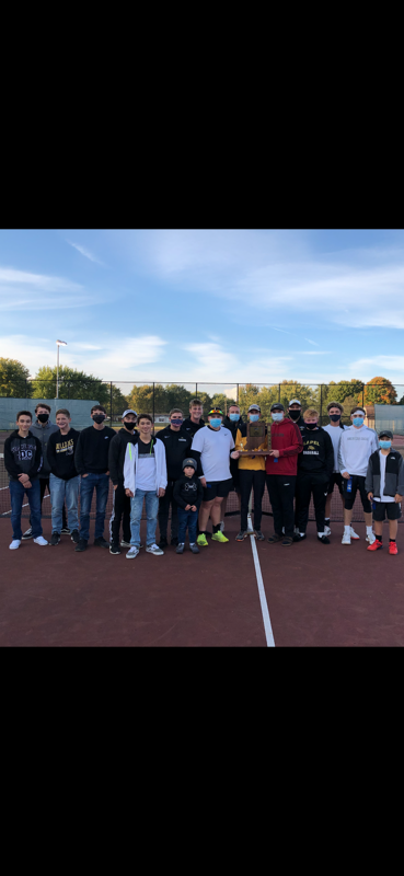 Boys Tennis Sectional Champions