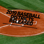 2019 Baseball Districts