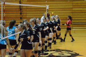 Varsity Volleyball Logansport vs. Maconaquah