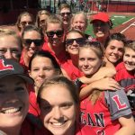 Logansport High School Varsity Softball beat Anderson High School 7-2