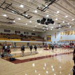 JV Volleyball swept by HSE