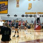 Lady Berries Junior Varsity Volleyball Sweeps South Newton