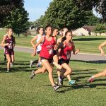 Girls Varsity Cross Country finishes 2nd place at Jacob Graf Memorial XC Invitational