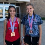 Perez and White medal at Wildcat Classic Invitational on Saturday