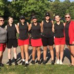 Girls Varsity Golf finishes 5th place at North Central Conference Meet