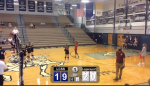 JV Volleyball Falls to Lafayette Central Catholic in Three