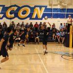 Boys Varsity Volleyball Defeats Garden Grove in Grueling 5 Set Match
