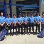 Boys Varsity Golf Wins First Ever League Championship