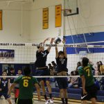 Boys Volleyball Advance in Playoffs with Win over Eisenhower