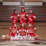 JV Basketball Cheer