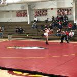 Coed Varsity Wrestling falls to Upper Arlington 63 – 17