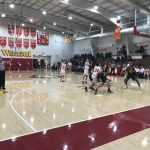 Boys Varsity Basketball beats Hamilton Township 55 – 51