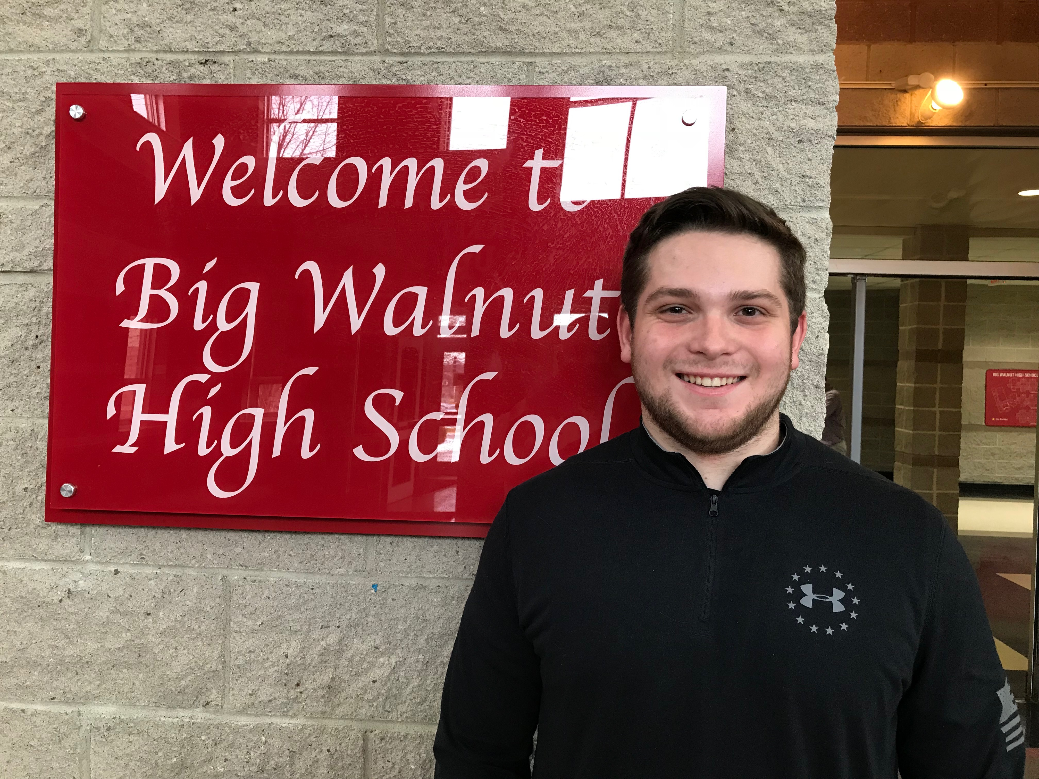 Senior Brandon Mosher – Commits to The Ohio State University