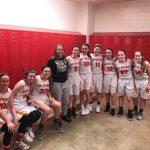 2017-18 BWHS JV Girls Basketball Team Season Record 18-4!!!  WAY TO GO!!!