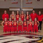 2017-18 BWHS Varsity Girls Basketball D1 Tournament Bracket