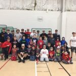 February 2018 BWHS Baseball has Winter Eagle Hitting Academy for Youth Players