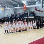 2.23.18 BWHS Varsity Girls Basketball WINS Sectional Final Game