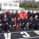 Big Walnut Varsity Boys Track – 1st Place – Newark Invite