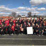 Big Walnut Varsity Boys Track – Golden Eagle Relay Champions 4X