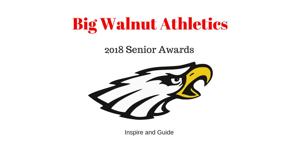 Big Walnut Athletics Senior Awards Announced