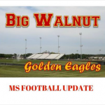 7th & 8th Grade Football Equipment Pick Up – DATE CHANGE TO AUGUST 1