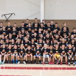 2018 BWHS Boys Summer Basketball Camp Attendees over 100 youth campers attended!!