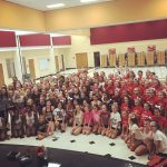 Big Walnut HS Cheer partners with New Albany – Camp Update