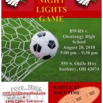 Food Trucks – BW Boys Soccer Tuesday Night Lights – vs Olentangy (H)