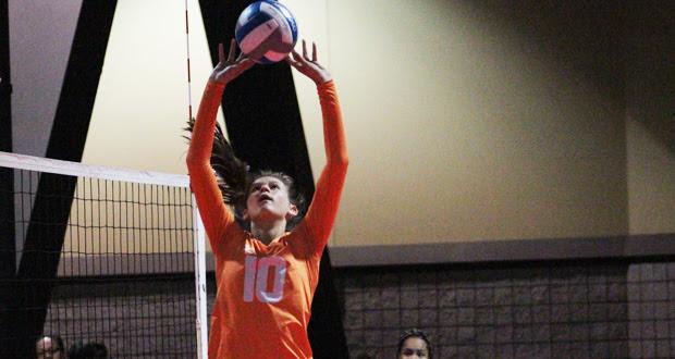 BW Senior Volleyball Mac Podraza Ranked Nationally