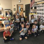 10.5.18 BWHS Girls Soccer Players read to 2nd Graders @ GRE for 2nd & 7 Reading Program