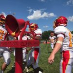 Big Walnut MSFB vs New Albany Wed 10/10 at BWHS 5 pm and 7 pm