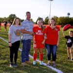 2018 BWHS Girls Soccer Senior Night Pics
