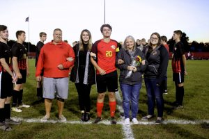 2018 Boys Soccer Senior Night Pics
