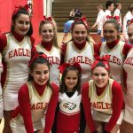 2019 Big Walnut Winter Jr. Cheer Camp Sunday, 2.10.19