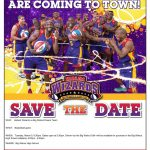 Harlem Wizards back at Big Walnut High School