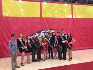 Big Walnut Winter 2018 Homecoming