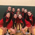 Big Walnut Comp Cheer Regional Performance