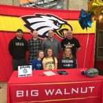 Alle English and Kaitlyn Morrison – Commit to College – Rugby/Bowling