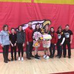 2019 Big Walnut Girls Basketball - Senior Night