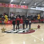 2019 Big Walnut Athletics Boys Basketball and Cheer Senior Night