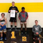 JR Ryan Coletta – 152 lb OHSAA Sectional Champion – District Information
