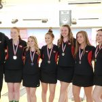 "Girls Bowling ""State Bound"""