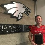 SR Nathan Lawyer – Worthington Industries Scholar Athlete Award