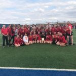Big Walnut Girls Track – Golden Eagle Relay Champions