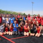 Girls Track and Field Team win the OCC title for the 3rd year in a row!