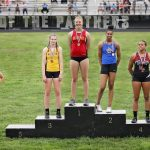 "Big Walnut SR Kaley Rammelsberg  ""4 Time State Qualifier"""